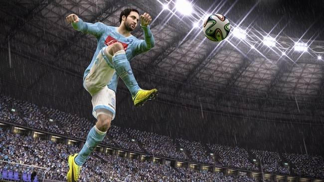 Spotify app brings custom music to FIFA 15