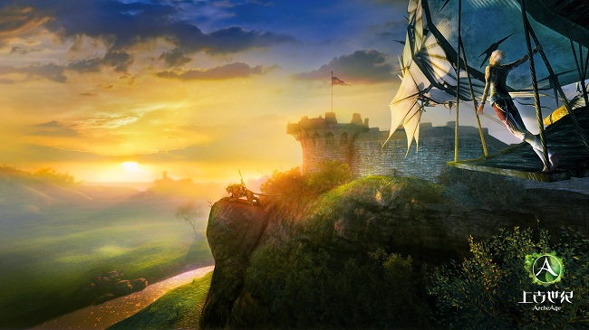 Want to be a king in Archeage